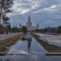 Облачно, с прояснениями... :: Ирина Шарапова