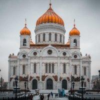 Храм Христа Спасителя. :: Геннадий