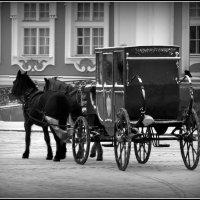 Путешествие в прошлое. :: Ольга Кирсанова