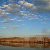 Весна с улыбкой шлёт привет проснувшейся природе... :: Евгений Юрков