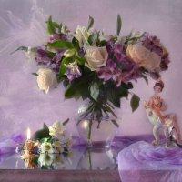 Весны вдыхая нежный аромат... :: Валентина Колова