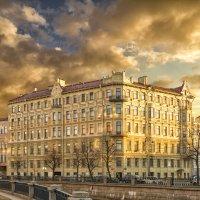Доходный дом Харламова, Санкт-Петербург :: Максим Хрусталев