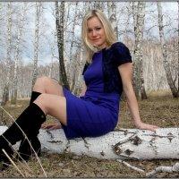 я в весеннем лесу... :: Николай Иванович Щенов