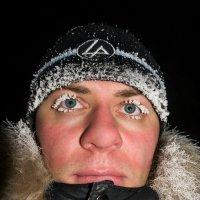 Портрет северянина, когда на улице -40°C) :: Николай Зиновьев