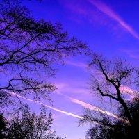 небо над городом :: Георгий А
