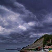 Тревожное небо(чёрное море)!!! :: Олег Семенцов