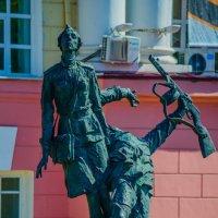 Памятник медикам, погибшим в Великой Отечественной войне :: Руслан Васьков