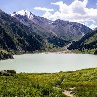 Большое Алматинское озеро (БАО) :: Светлана SvetNika17
