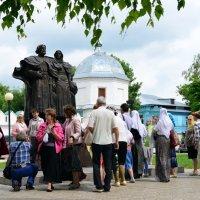 Праздник Пётра и Февроньи :: Николай Варламов