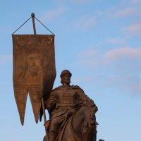 Князь Засекин - основатель Самары. :: Олег Манаенков
