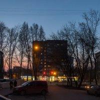 Огни большого города :: Олег Манаенков