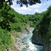 Каньон реки Белой. Адыгея :: Лидия Бусурина