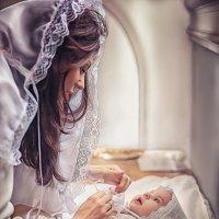 Мать и детя :: Надежда Антонова