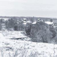 Зимняя речка :: Руслан