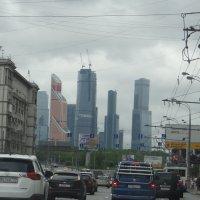 Московские высотки :: Sabina