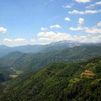 Прекрасные горы удивительной Черногории. :: Ольга Кирсанова