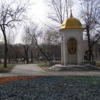 под стенами старинного монастыря :: Анна Воробьева