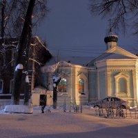 Церковь Александра Невского :: Сергей Пиголкин