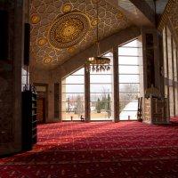 Мечеть имени Аймани Кадыровой В Аргуне. :: Андрей Дурапов