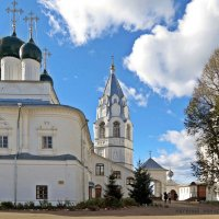 Переславль-Залесский. Никитский монастырь :: Евгений Кочуров