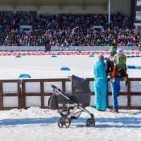 Чемпионат России по биатлону, Тюмень 2019 :: Екатерина Тихомирова