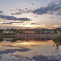 Тихий вечер в Брянске :: Владимир Безгрешнов