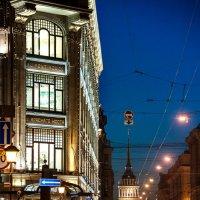 Здание Адмиралтейства :: Майя Жинка