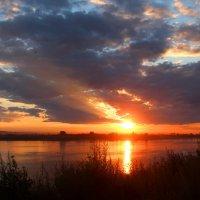 Волшебство заката :: владимир тимошенко