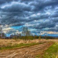 Весна в Голышкино :: Oleg S