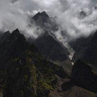 Скальный кряж. Rock ridge. :: Юрий Воронов