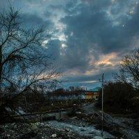 вечер в деревне :: Эмиль Иманов