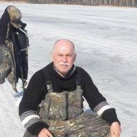Здесь рыбы нет!!! :: Николай Гирев