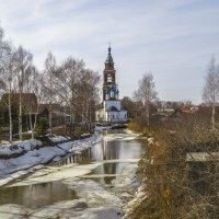 Освобождаясь ото льда :: Сергей Цветков