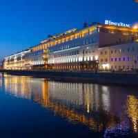 Город огней :: Андрей Шаронов