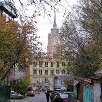 Улочки московские :: Сергей Беличев