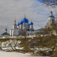Свято-Боголюбский монастырь :: Сергей Цветков