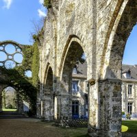 аббатство Во де Сернэ (Vaux de Cernay) :: Георгий А