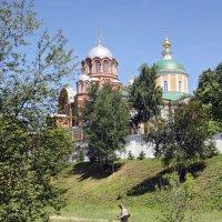 Покровский Хотьков монастырь :: Фёдор Бачков