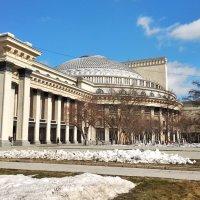 Новосибирск-Оперный театр :: Александр Костьянов