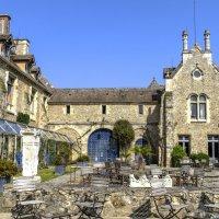 гостиница аббатства Во де Сернэ (Vaux de Cernay) :: Георгий А