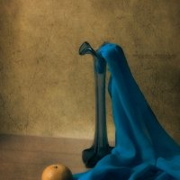 Натюрморт с изящной вазой :: Инна Грицик