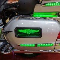 Сундуки - рундуки мотоциклетные :: Вячеслав Случившийся