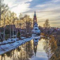 Скинув ледяные оковы :: Сергей Цветков