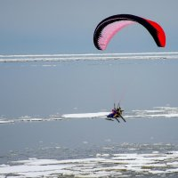 над Белым морем :: Елена Кордумова
