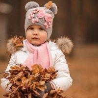 Осенний портрет :: Владимир Васильев