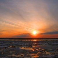Пора ледохода :: владимир тимошенко