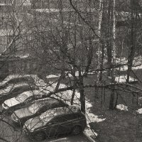 За окном апрель :: Nikolay Monahov