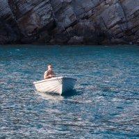 Морской рыбак. :: Евгений