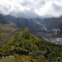 Ледники уходят. Glaciers go away :: Юрий Воронов