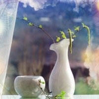 Весенний этюд :: Мishka 298